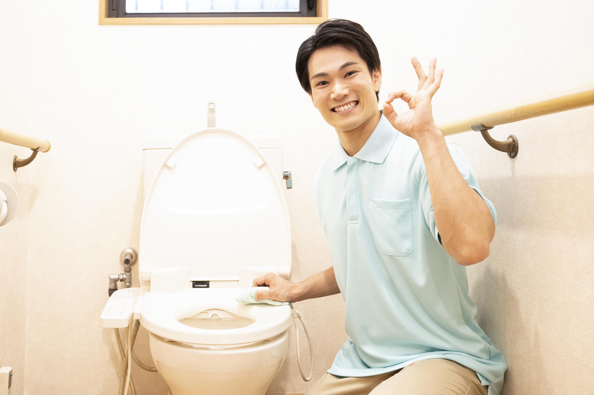 3・トイレの水垢・対処法