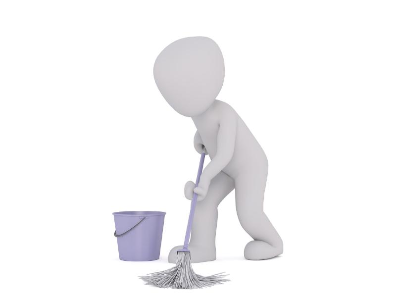 2.つまり予防はトイレの掃除から!