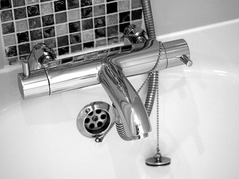 第一章:ハンドル混合水栓の場合