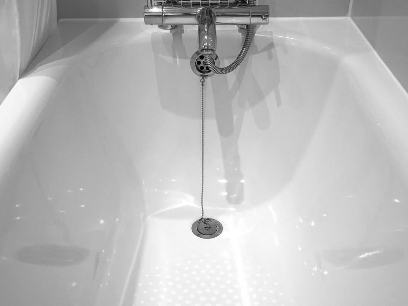 第ニ章:お風呂場で掃除する箇所とは