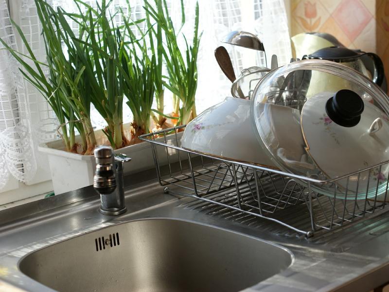 3・台所の水回りトラブルのケース