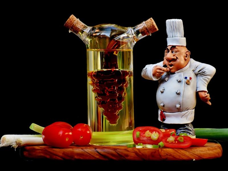1・キッチンのつまりの原因①油