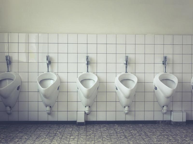 1・トイレを清潔にする
