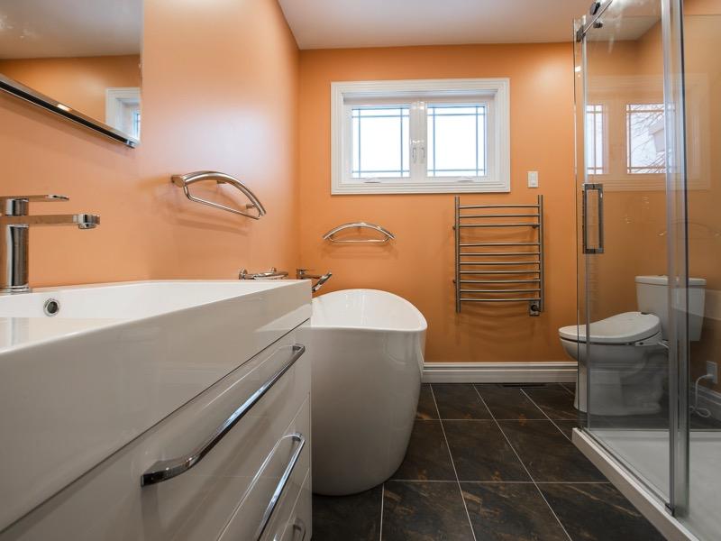 4・トイレのインテリア実例4:壁紙