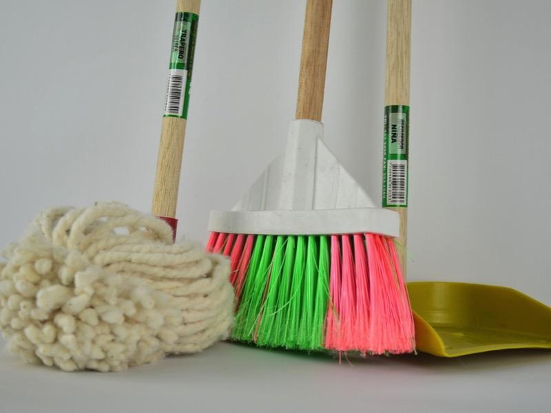4・週に1〜2回はこまめに掃除する