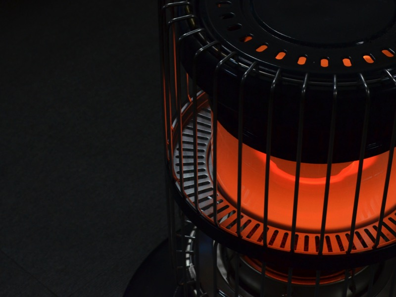 3・ガス系の暖房器具はNG