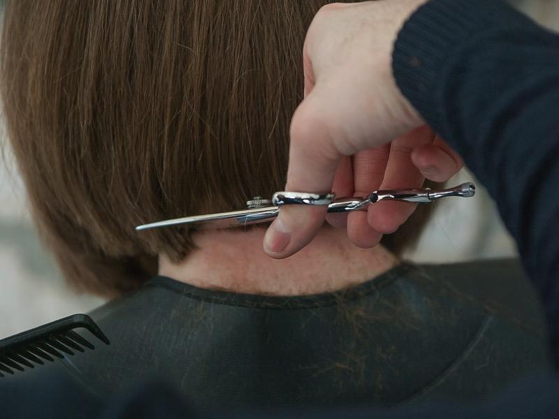 1・髪の毛
