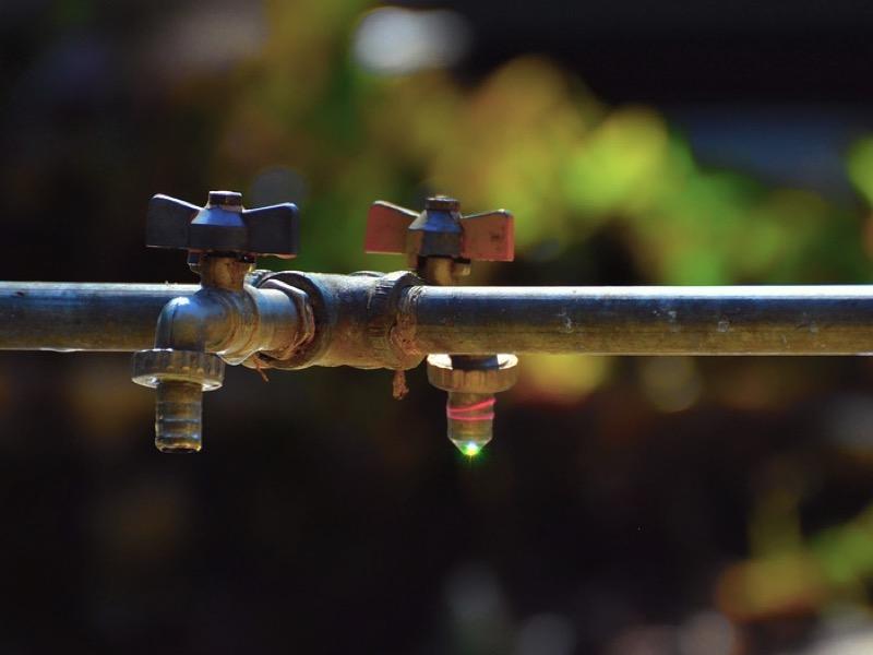 1・水道管