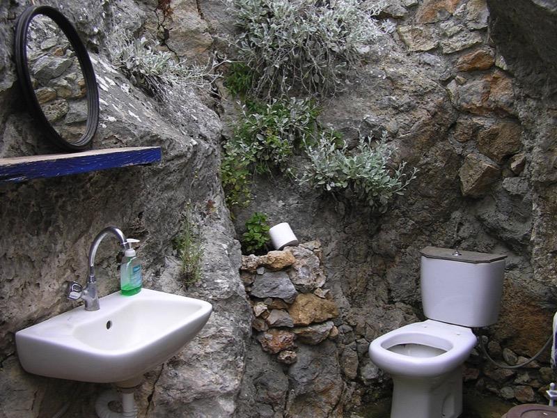 5・簡易式水洗トイレに造り替える