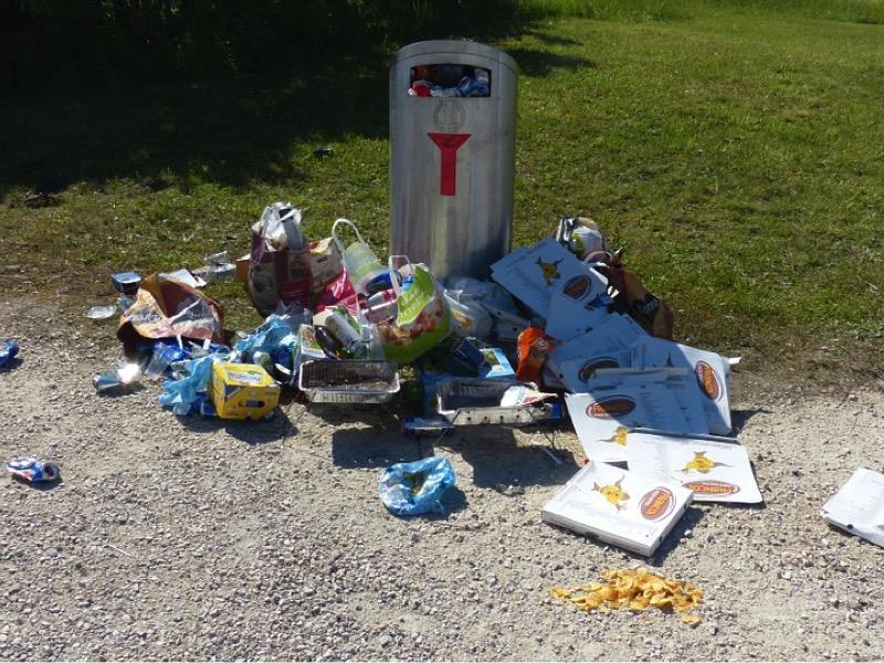 3・生ゴミの種類を選択する