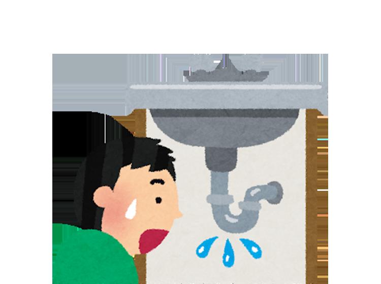 第一章:排水管トラブルの主な原因とは